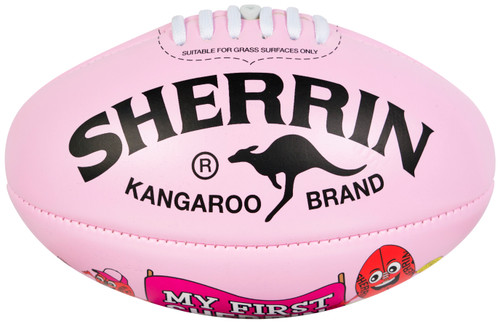 Sherrin My First - Pink