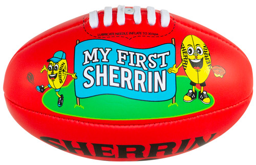 Sherrin My First-Red