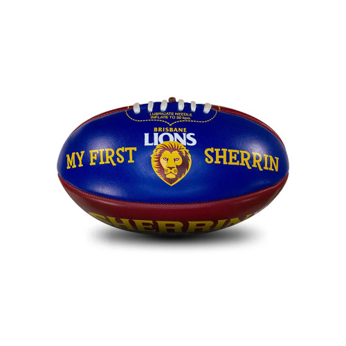 Lions my first sherrin