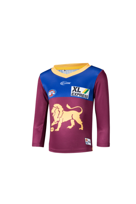 2020 Home Guernsey Toddler (Long Sleeve)