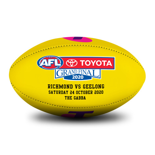 2020 Grand Final Replica Game Ball