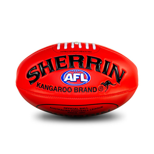 Sherrin Red Size 1