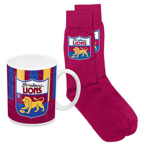 Retro Mug and Sock Pack