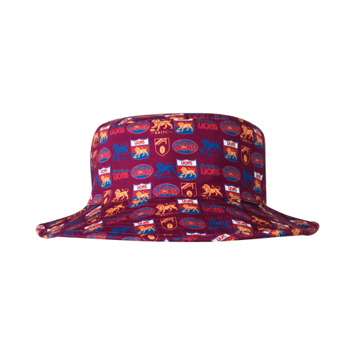Bucket Hat Logo Youth