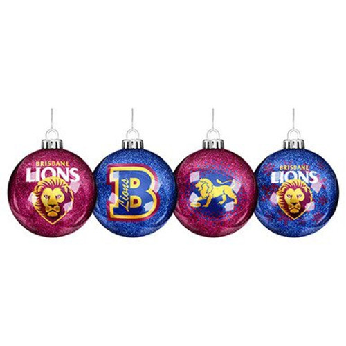 Christmas Bauble 4pk