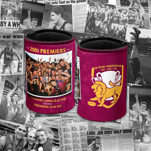 20th Anniversary Can Cooler