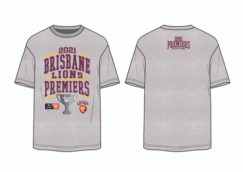 2021 AFLW Premiership Tee - Ladies