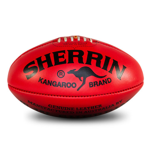 Sherrin KB Red