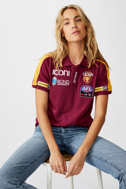 2020 AFLW Media Polo - Ladies
