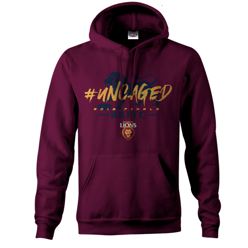 Uncaged Finals Hood