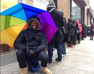 How much do you hate waiting in line? Would you pay someone to do it for you?