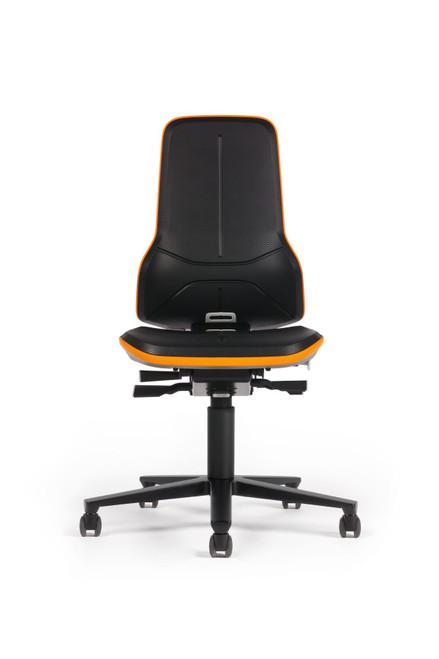 Neon 2 Industrial Swivel Chair With Castors