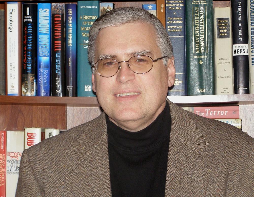 Dameron - author photo