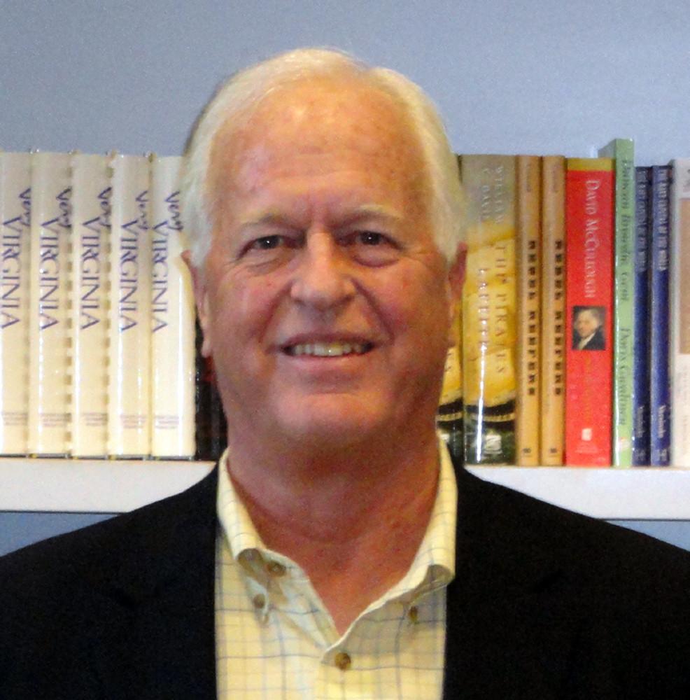 Holt - Author photo