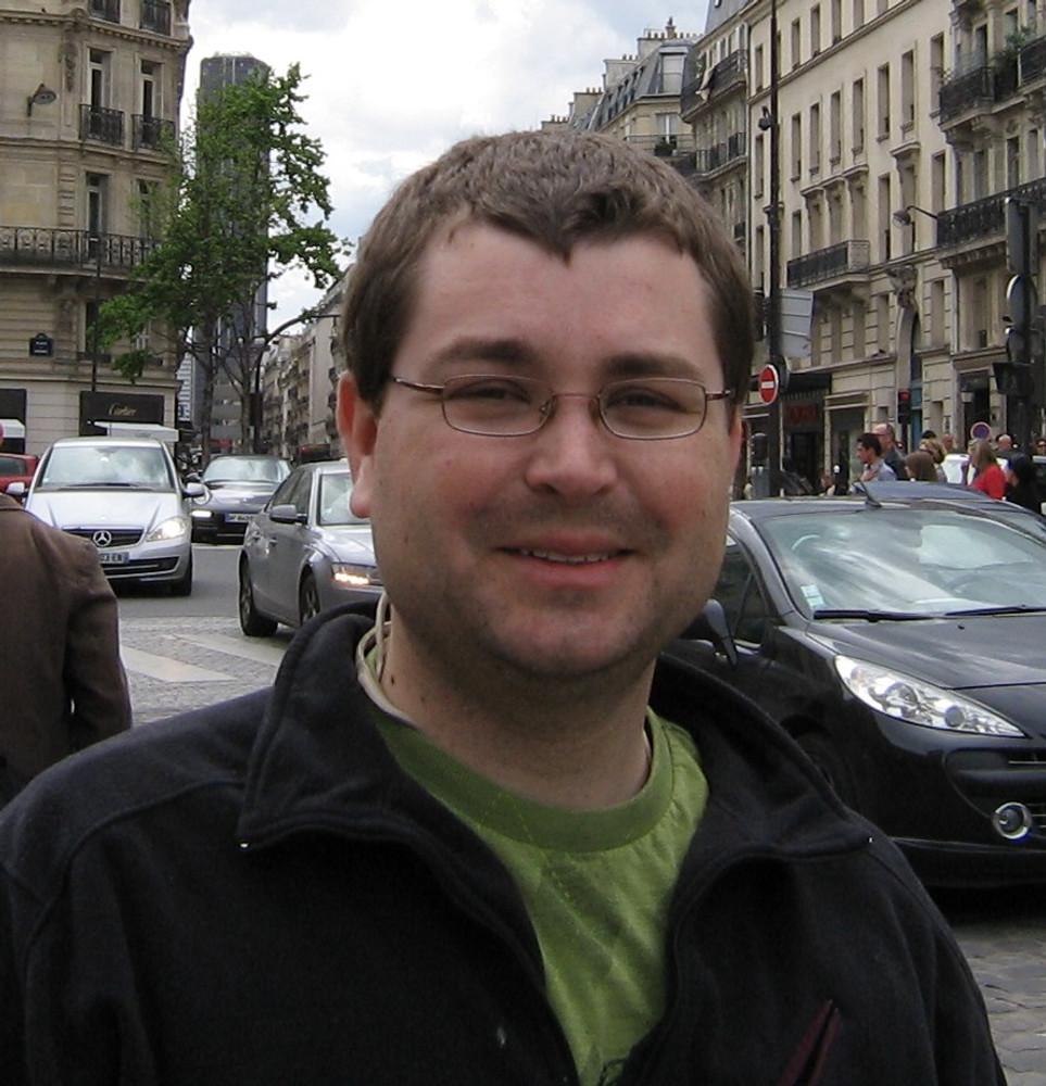 Author photo - White