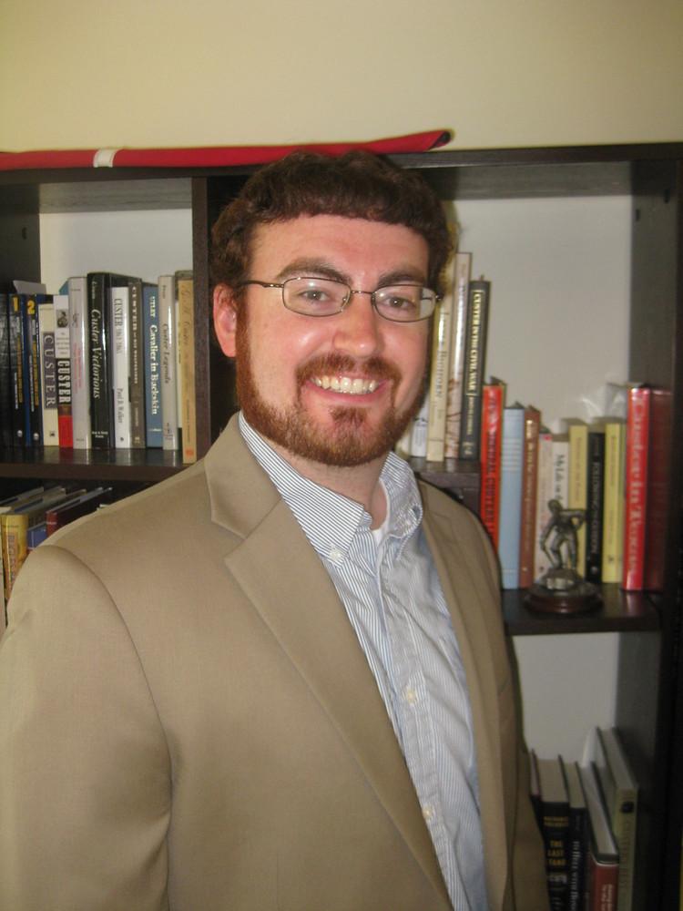 Author photo - Davis