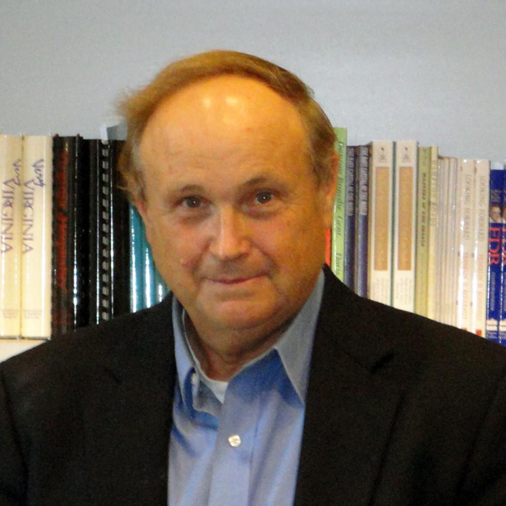 Author photo - Cobb