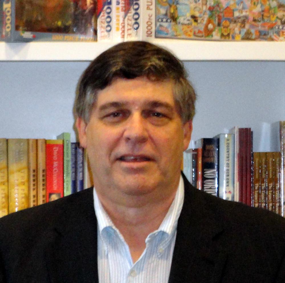 Author photo - Hicks