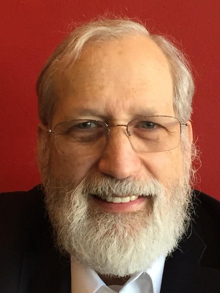 Hirsch - author photo