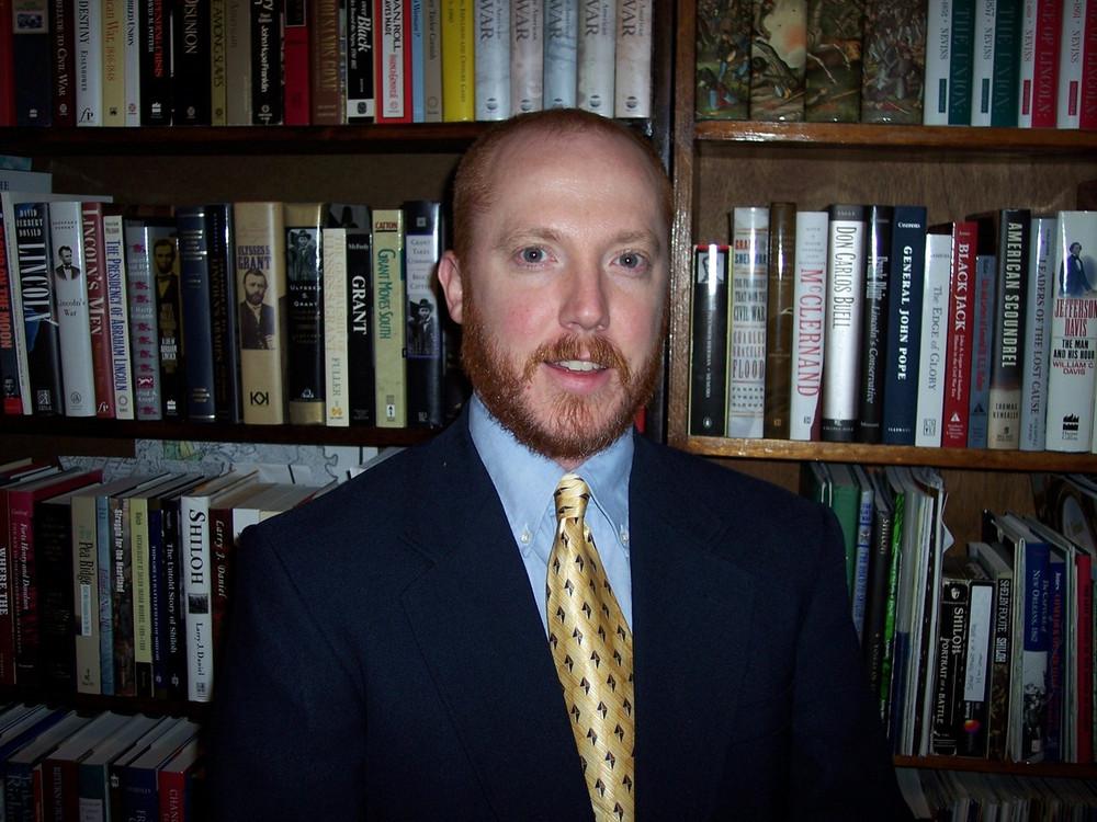 Author photo - Smith