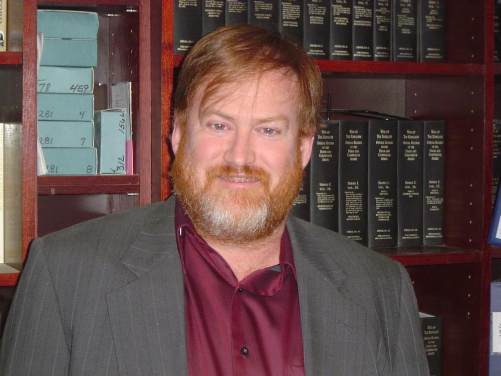 Author photo - Powell
