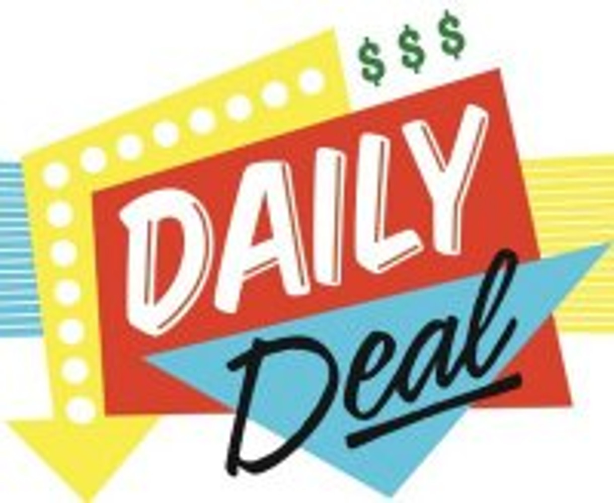 Daily deals!
