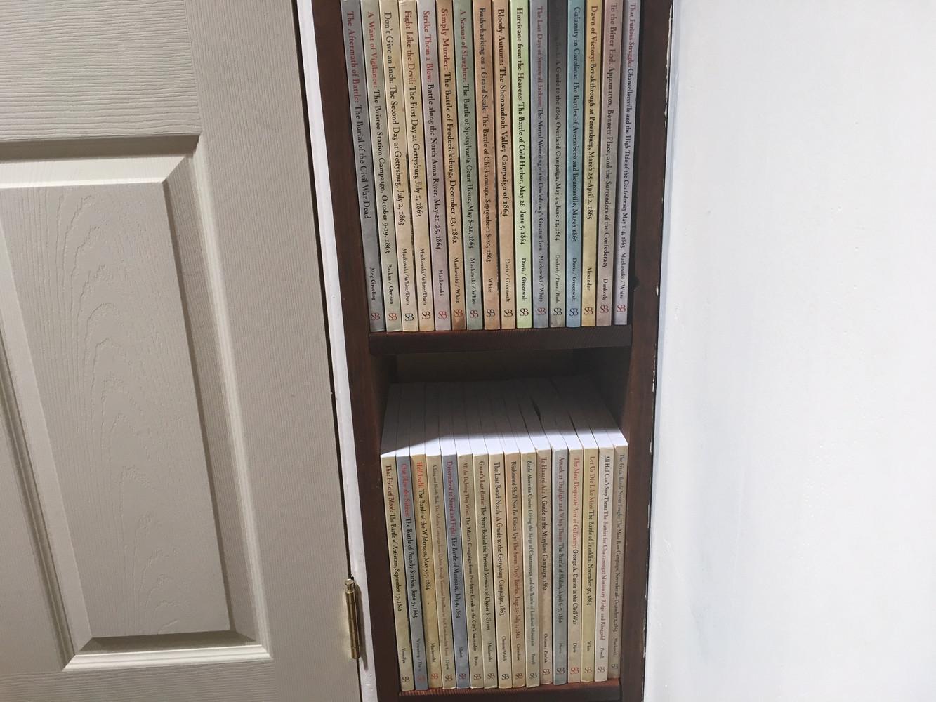 ECW Series Shelves Part 2