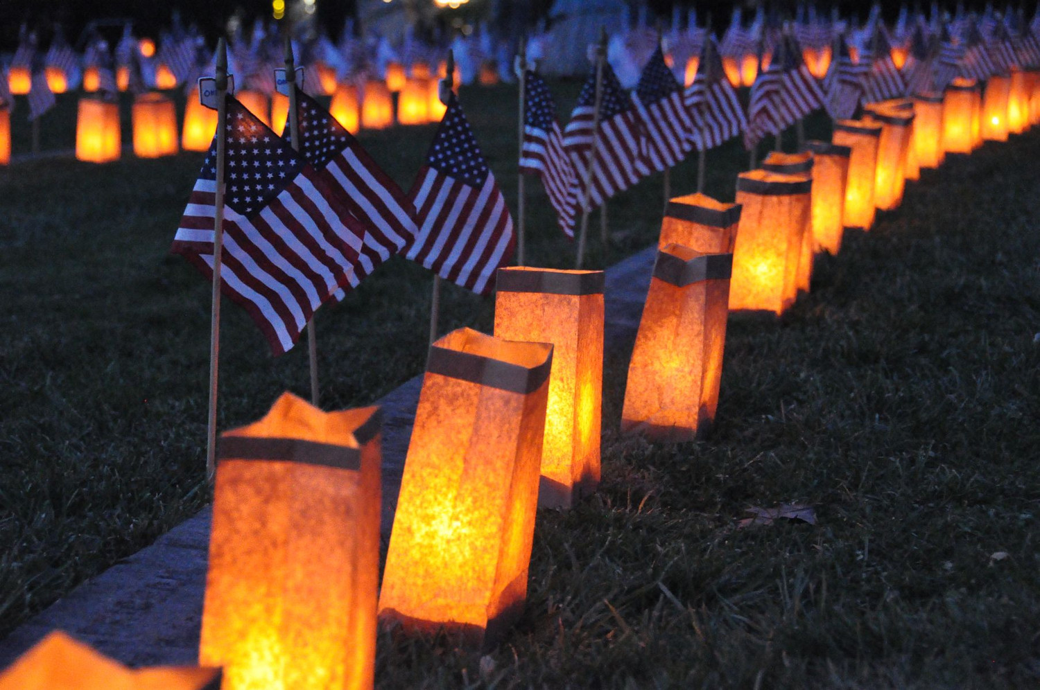 In Honor of the Soldiers and Civilians of the American Civil War