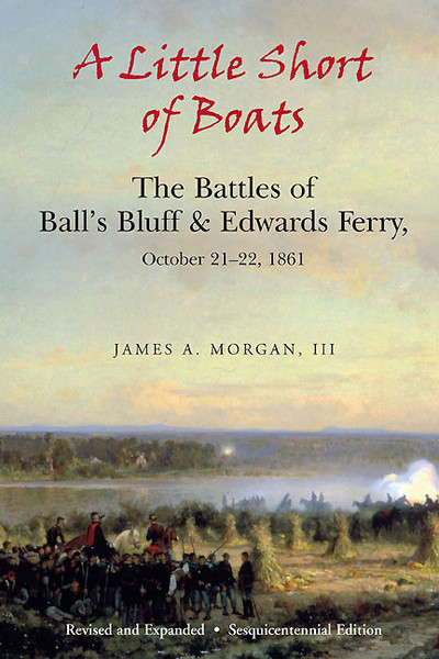 Author Jim Morgan discusses Ball's Bluff.