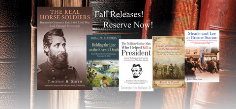 FALL TITLES--RESERVE NOW!