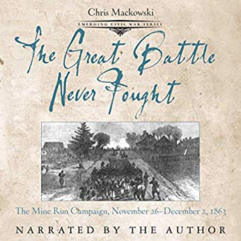 Annoucing the Emerging Civil War Audio Series