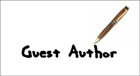 Guest Author Blog Post - Welcome Lance Herdegen!