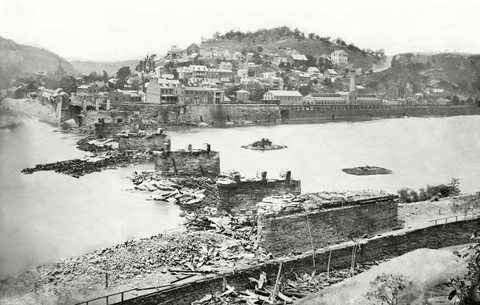 The Contrabands of Harpers Ferry - New Blog by Author Alexander Rossino