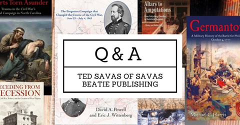 Interview with Theodore P. Savas