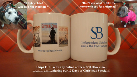 The SB Mug Could be Yours....