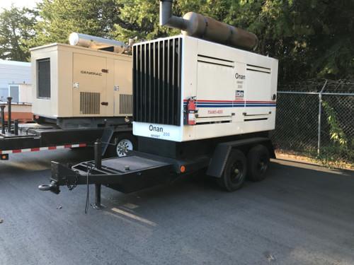 Onan 200 KW Diesel Generator