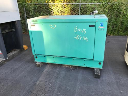 Onan 20 KW Diesel Generator