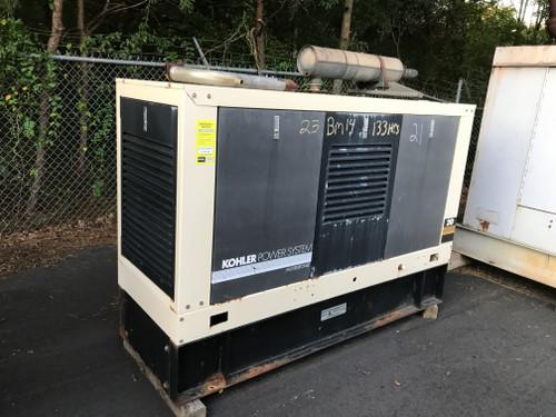 Kohler 26 KW Dielsel Generator
