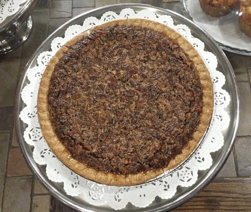 """10"""" Pecan Pie"""
