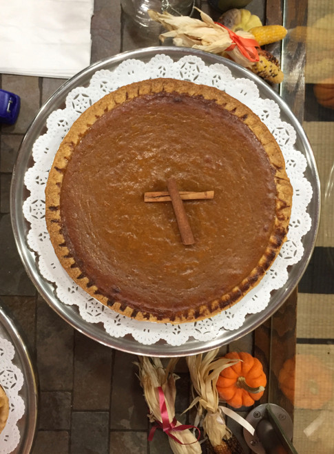 "10"" Pumpkin Pie"