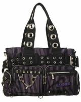 Handcuff Bag - Purple