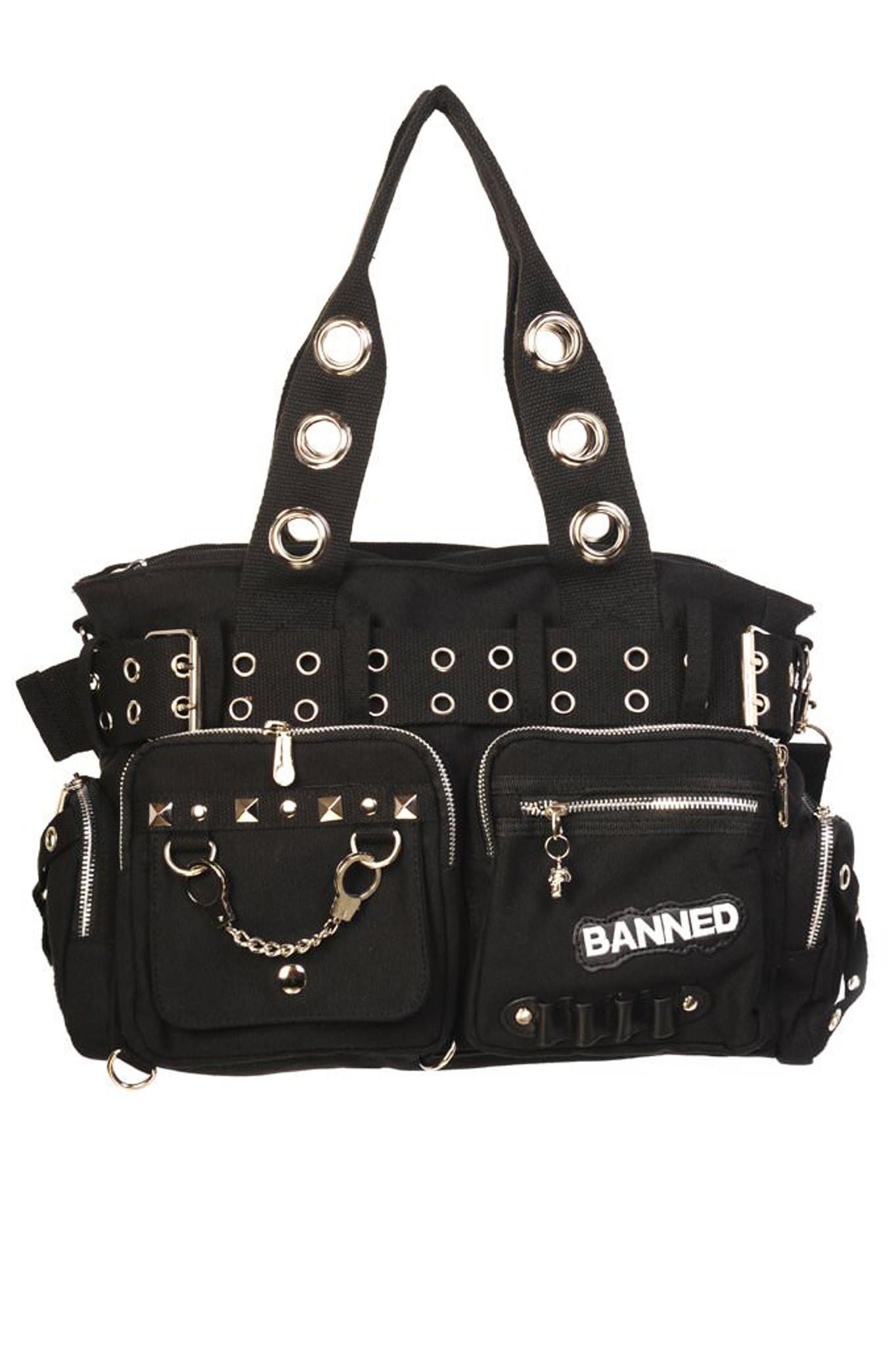 Handcuff Bag - Black