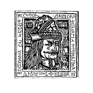 Balkan Triptych Icon Locket - Alchemy of England