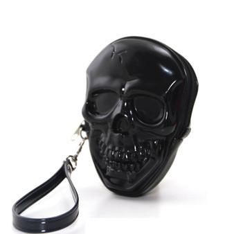 Skull Wristlet