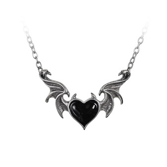 Blacksoul Necklace - Alchemy of England