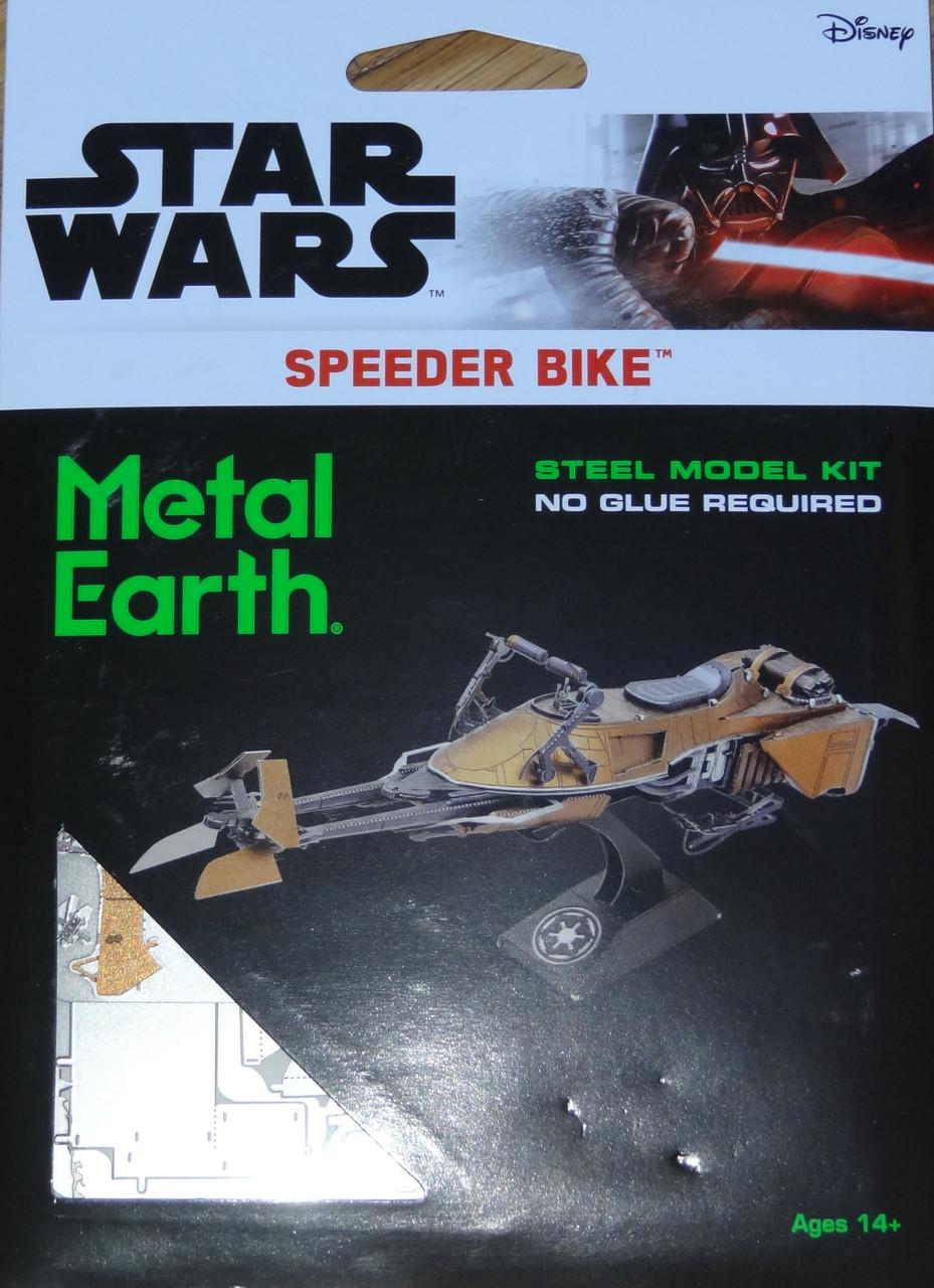 METAL EARTH HAN/'S SPEEDER  STEEL MODEL KIT STAR WARS