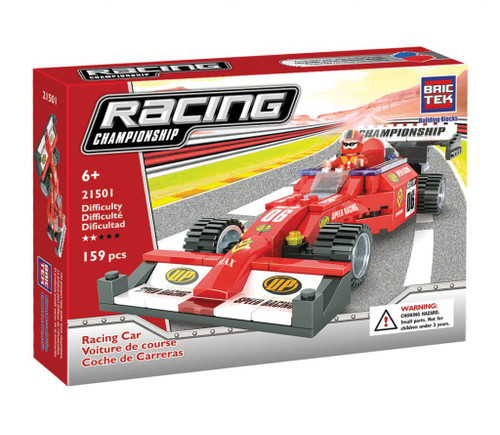 Racing Car BricTek