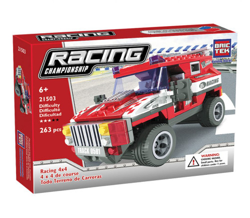 Racing 4X4 BricTek
