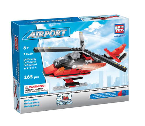 Helicopter BricTek