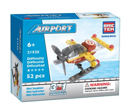 Mini Seaplane BricTek